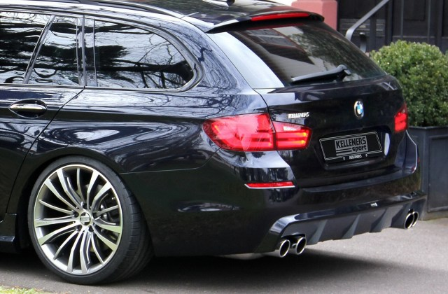 Auto Studio Bmw S Rie 5 Touring Gets A Makeover And D Kelleners Sport Series - Medium