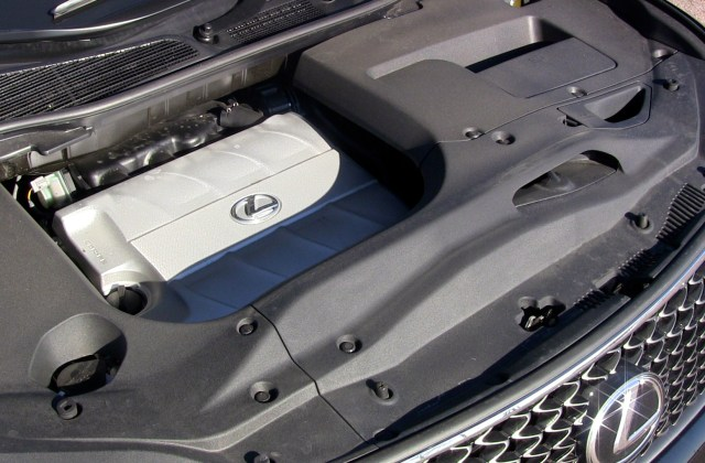 review 2013 lexus rx350 f sport what does the rx 350 - medium