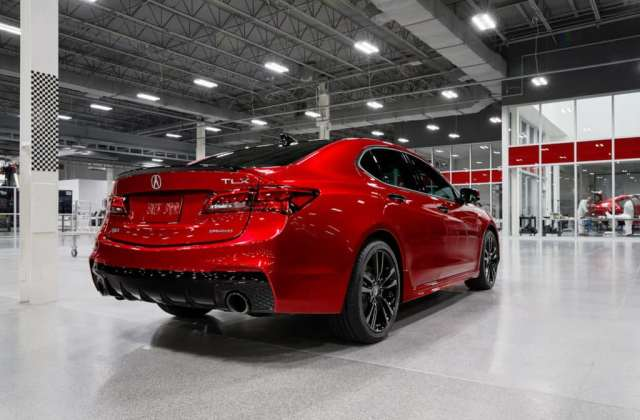 2020 acura tlx pmc edition curry car models - medium
