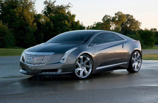2014 Cadillac Elr Preview Nadaguides Stand For - Medium