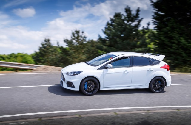 2016 Ford Focus Rs Review Photo Of - Medium