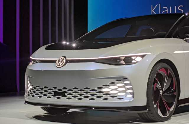 Volkswagen S New All Electric Concept Wagon Could Be Coming Vehicle - Medium
