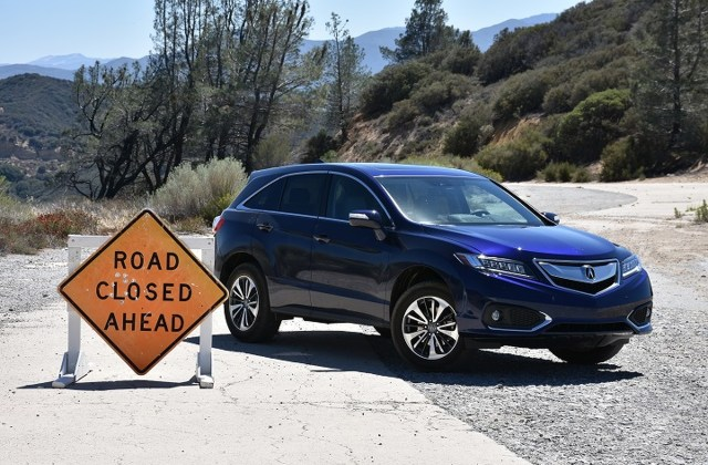The Acura Rdx Is Like A Gucci Mountain Goat Review 2014 Reviews - Medium