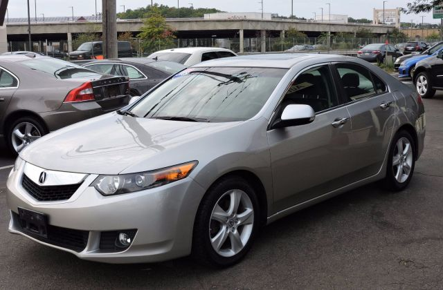 Used 2009 Acura Tsx Tech Pkg At Saugus Auto Mall - Medium