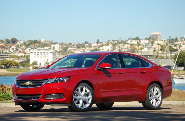 2014 chevrolet impala first drive photo gallery autoblog of - medium