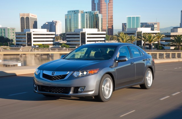 2010 Acura Tsx V6 Photo Gallery Autoblog 2009 - Medium