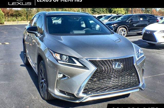 pre owned 2013 lexus rx 350 memphis tn f sport - medium
