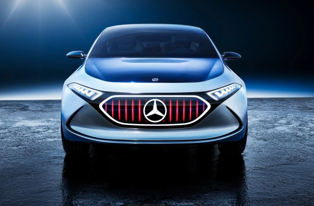 Electric Concept Cars From The Frankfurt Motor Show Reveal Vehicle - Medium