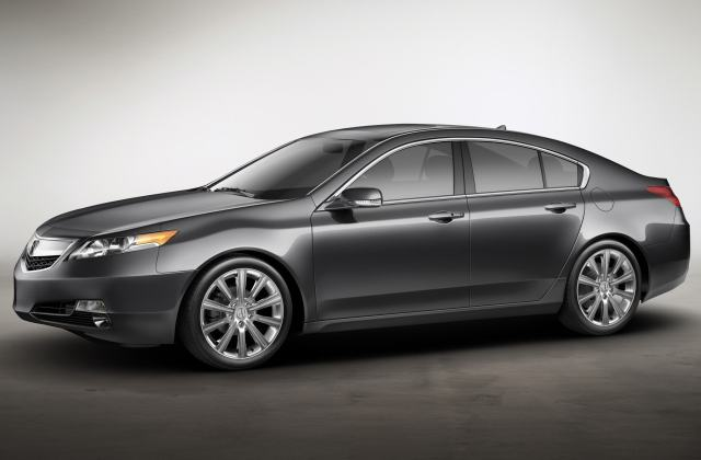 Used 2013 Acura Tl For Sale Pricing Features Edmunds Coupe - Medium