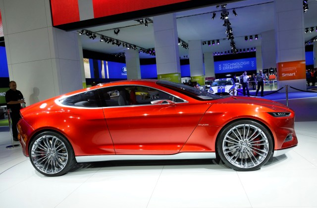 Ford Evos Concept Frankfurt 2011 Picture 58718 - Medium