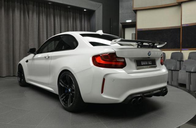 2017 Ac Schnitzer Bmw M2 F87 Coupe Tuning 8 Tuningblog - Medium