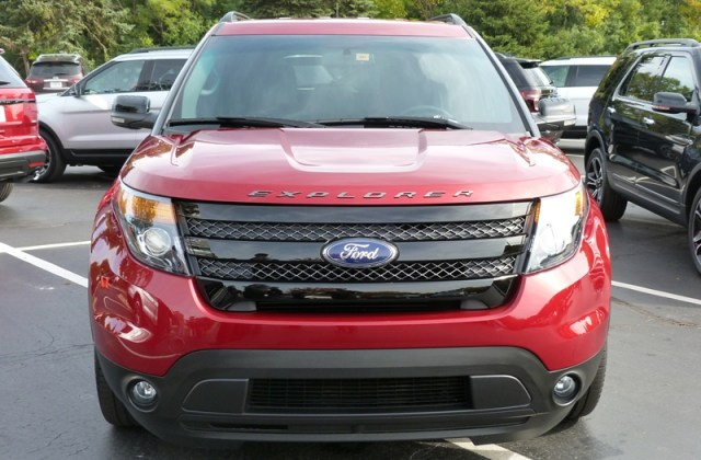 review 2013 ford explorer sport the truth about cars 2012 photos - medium