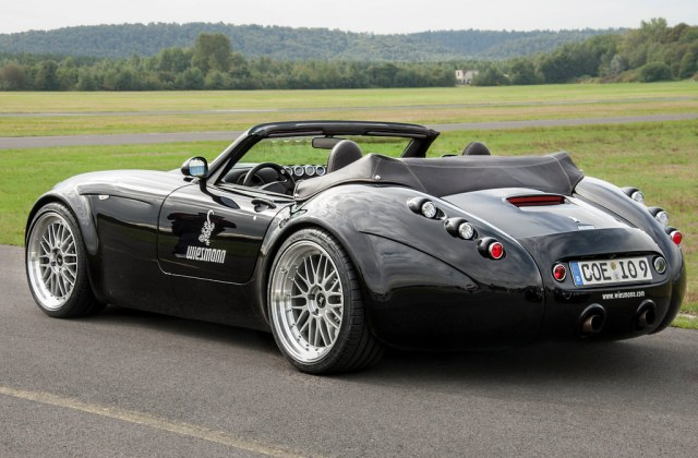 Wiesmann Mf4 S Roadster Test Drive Gt And - Medium