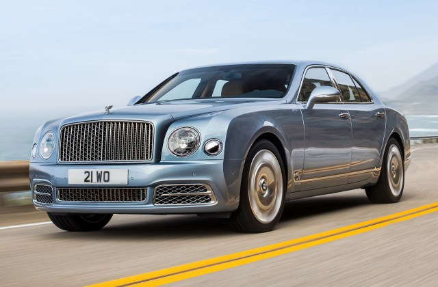 2016 Bentley Mulsanne Wallpapers And Hd Images Car Pixel Mulliner Wallpaper - Medium