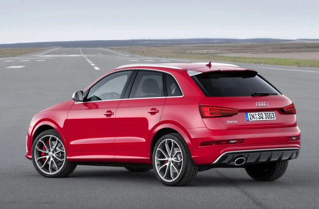 Used Audi Q3 Rs 2013 2017 Review Parkers Wallpaper Of - Medium