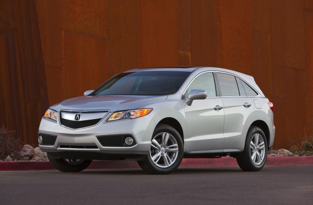 2015 Acura Rdx Review Ratings Specs Prices And Photos 2014 Reviews - Medium