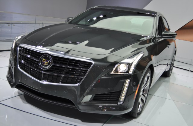 New Cadillac Cts Coupe Back In The Spotlight Wallpaper Hd - Medium