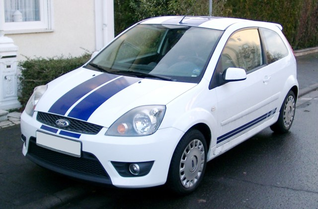 Ford Fiesta St Technical Details History Photos On Photo 2005 - Medium
