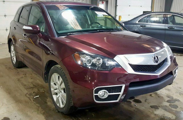 2010 Acura Rdx 2 3l 4 In Pa Pittsburgh South - Medium