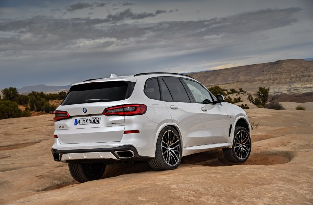 Bmw X5 2019 Cartype New Photos - Medium