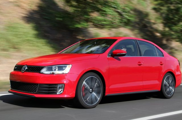 2012 Volkswagen Jetta Gli First Drive Review Car And - Medium