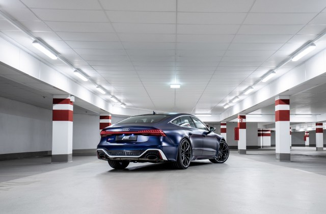 abt reveals tuning upgrades for new audi rs4 rs6 rs7 and rsq8 evo vw beetle - medium