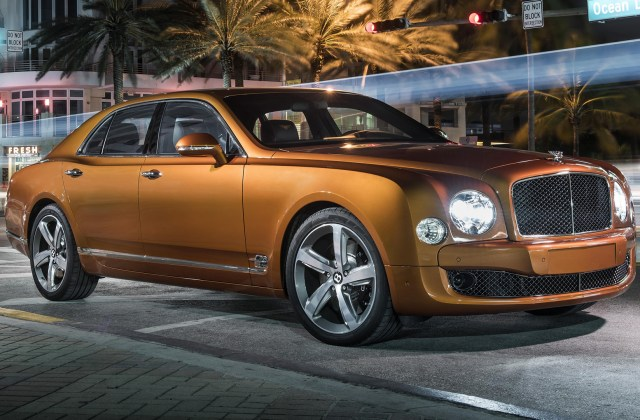 2014 Bentley Mulsanne Speed Wallpapers And Hd Images Mulliner Wallpaper - Medium