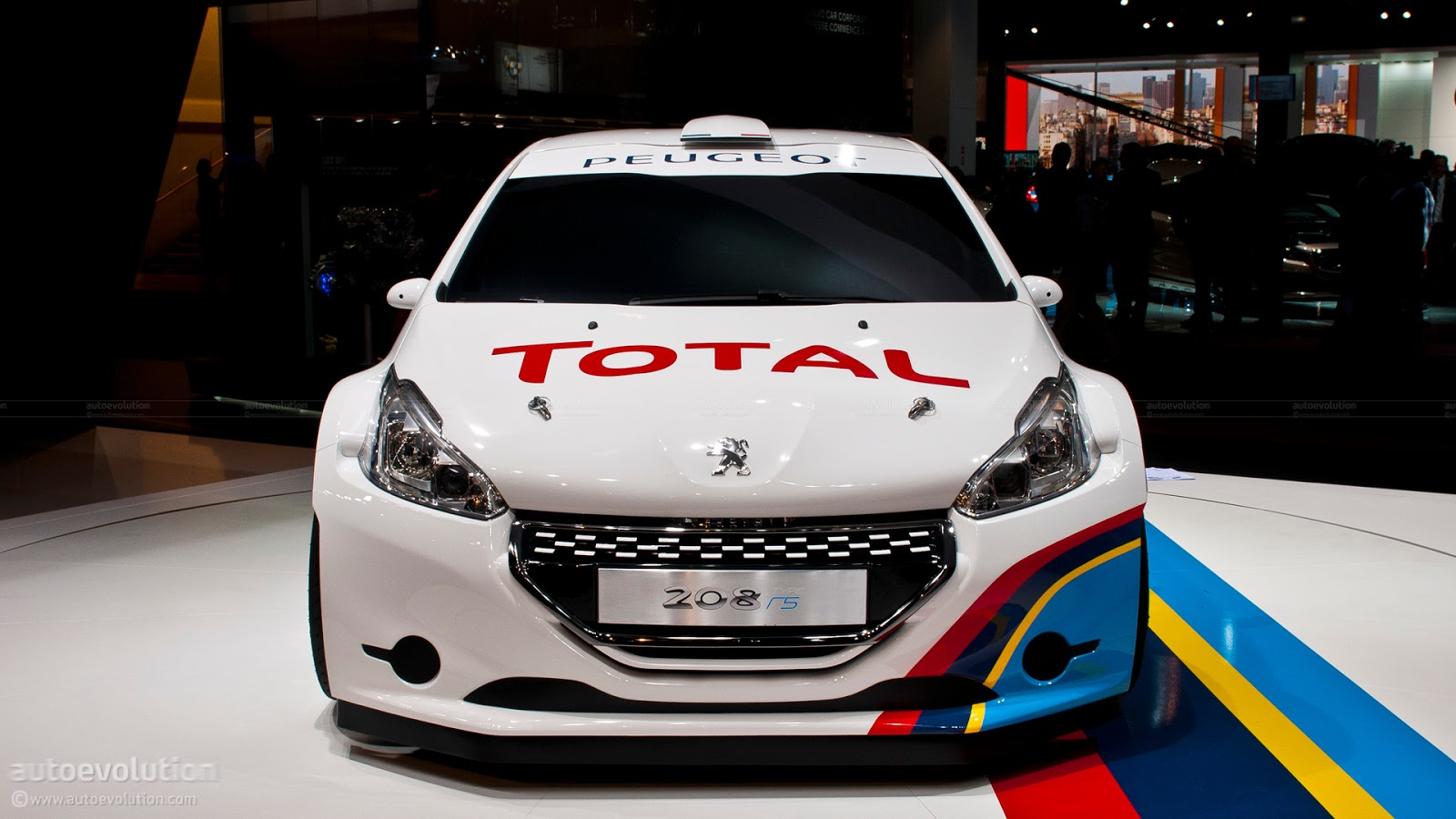 All car logos 2013 peugeot 208 r5 rally type - medium