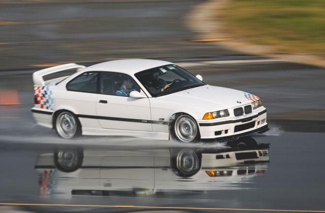 We Drive The World S Most Busted Out Bmw M3 Feature New Autocar - Medium