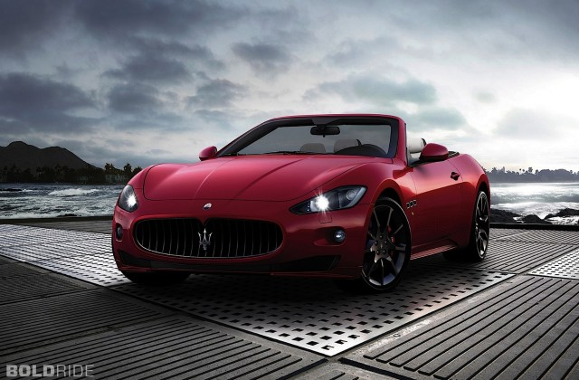 2012 Maserati Grancabrio Sport Car Photos Catalog 2019 - Medium