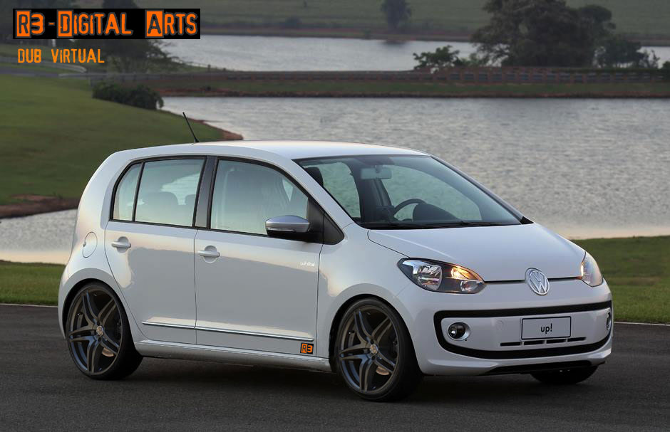 iliketuning volkswagen up tuning abt  - medium