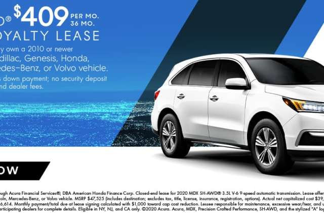 welcome to ed volyes acura car dealership in chamblee ga mdx 03 - medium