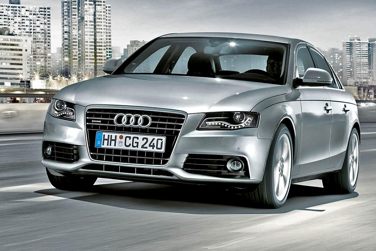 Best Wallpapers Audi A4 Hd Wallpaper Of - Medium