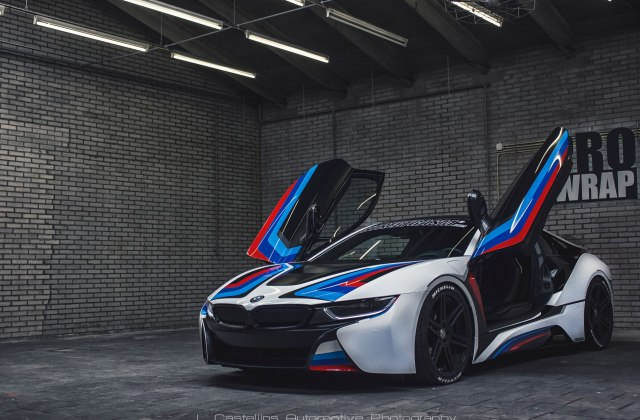 Bmw I8 2017 4k Hd Cars Wallpapers Images Wallpaper For Mobile - Medium