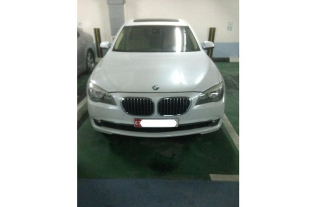 bmw 750 li individual 2011 gcc very clean for sale aed 64 000 7 series photos - medium