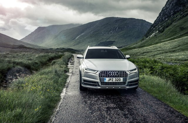 2016 Audi A6 Allroad Quattro Sport Picture 658551 Car Review Top Speed A4 Wallpapers - Medium
