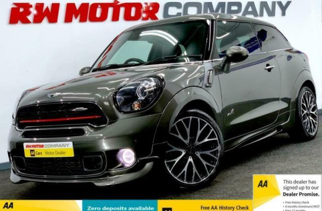 Mini Paceman 1 6 215bhp All4 2013my John Cooper Works In Cwmbran Torfaen Gumtree - Medium
