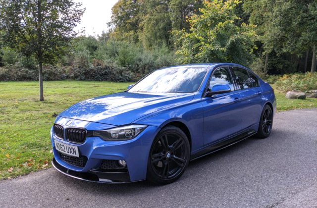 bmw 3 series 320d m sport performance auto fsh in high wycombe buckinghamshire gumtree 2012 pictures - medium