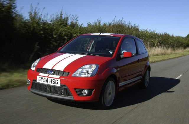 Car In Pictures Photo Gallery Ford Fiesta St 2005 - Medium