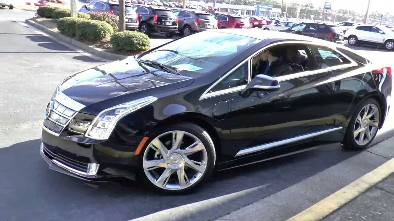 2014 Cadillac Elr Plug In Hybrid First Look Buy - Medium