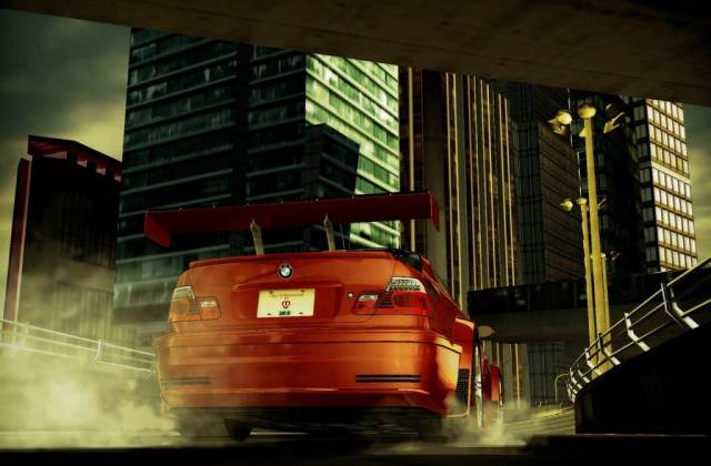 Need For Speed Most Wanted Nfs Mw Na Scorpions Cz Bmw M3 Gtr Wallpapers - medium