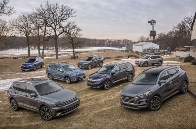 What S The Best Compact Suv Of 2019 News Cars Com - Medium