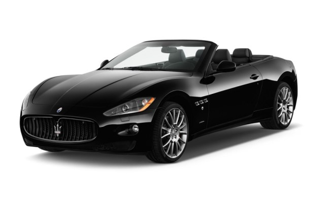 2012 Maserati Granturismo Review Ratings Specs Prices Grancabrio Sport - Medium