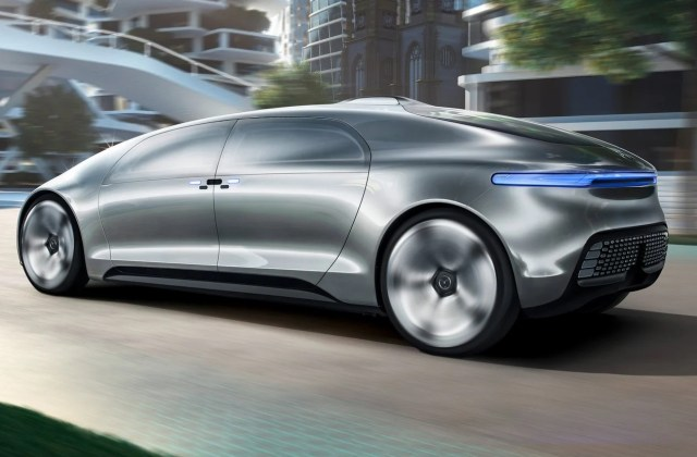 Mercedes Benz To Launch All New Electric Vehicle Before Concept - Medium
