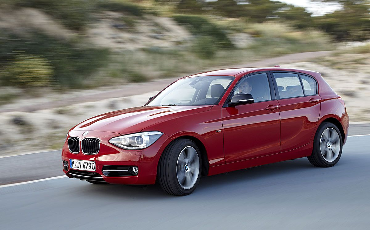 Bmw Serie 1 Hatchback 2012 Series Vehicles Special Editions - Medium