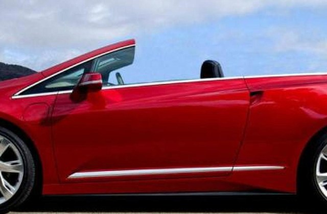 Nce Ready To Cut Cadillac Elr S Roof Buy - Medium