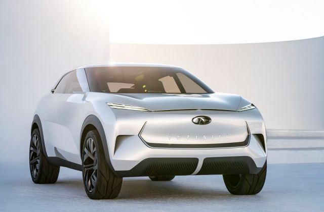 Infiniti S First All Electric Car Will Be Inspired By This Concept Vehicle - Medium