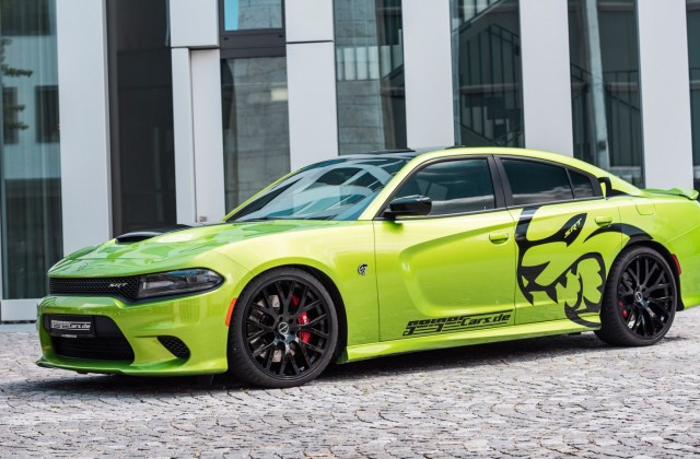 2016 Geigercars Dodge Charger Srt Hellcat Wallpaper Hd Photo Of A - Medium