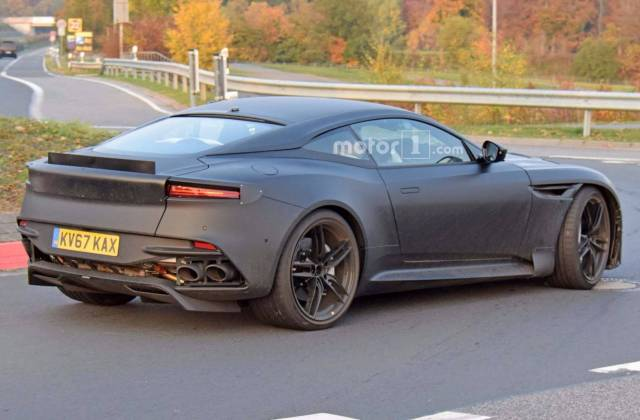 Aston Martin Boss Says New Vanquish Will Be Bloody Good Pictures Of - Medium