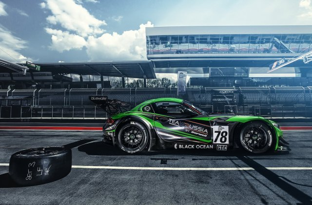 9 Bmw Z4 Gt3 Hd Wallpapers Background Images Wallpaper Abyss - Medium